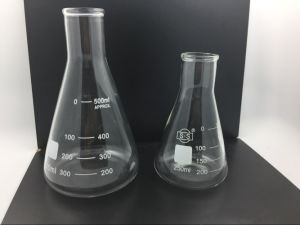 Conical Flask Volumeteric Flask Lab Glassware Lab Glalss pictures & photos