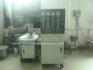 Thermal Spray Coating Equipment Machine System Line for Lot Spraying Automotive Car Parts Suspension Components Steering Parts Ball Joints Protective Surface pictures & photos