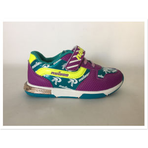BS61906 Running Sports Shoes for Boy Sneaker Children Shoes pictures & photos
