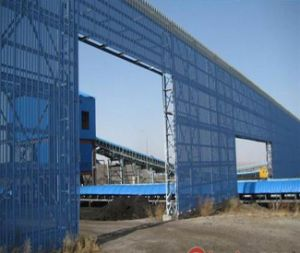 Anti Wind Dust Screen/Gauze/Mesh/Construction Perforated Screen pictures & photos