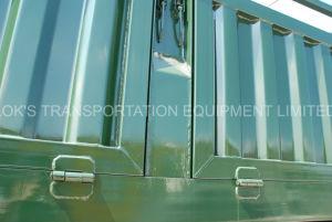 40 Feet 3 Axle Skeletal Semi Trailer pictures & photos