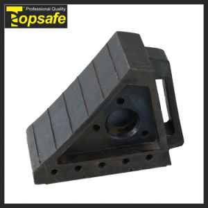 Car Wheel Chocks with Handle pictures & photos