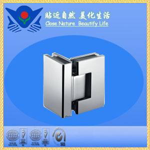 Xc-Gc90 Sanitary Hardware Decorative Construction Glass Spring Clamp pictures & photos