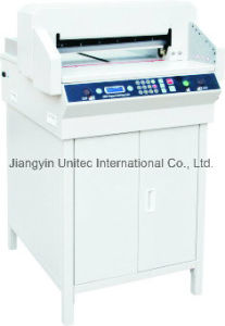 4605R Programmable Paper Cutter with LCD Display