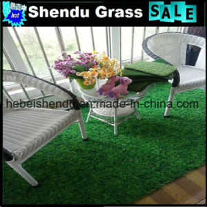 14700tuft Density 20mm Synthetic Grass for Garden pictures & photos