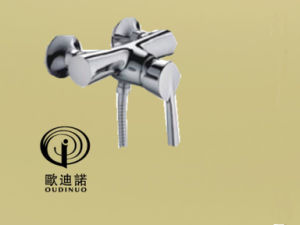 Oudinuo Single Handle Wall-Mounted Kitchen Faucet 69418-1 pictures & photos