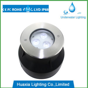IP68 Recessed Stainless Steel LED Underwater Light pictures & photos