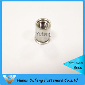 Stainless Steel British & American System Rivet Nut with Small Head pictures & photos