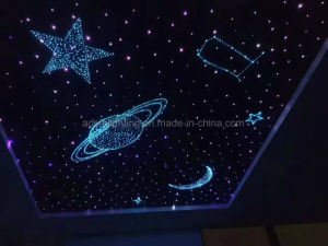 LED Star Curtain LED Cloth Background (1 color/ 2 colors/ 4 colors customized) pictures & photos