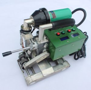 PE PVC Hot Melt Materials Automatic Welding Machine pictures & photos