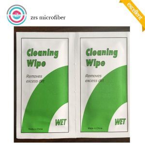 Good Quality PC Antibacterial Wet Cleaning Wipes