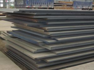 Q370r Ss400 Structure Steel Plate pictures & photos