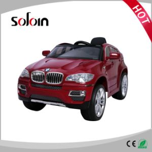Bluetooth Remote Control Licensed BMW/Audi Kids Toy Electric Car (SZKT002) pictures & photos