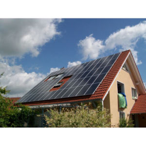 Haochang Professional Manufacturer Solar Home System Corrosion Resistant with TUV pictures & photos