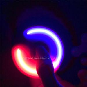 2017 Hot Sale LED Light Hand Finger Fidget Spinner pictures & photos