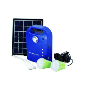 Solar Lighting System for Garden Decoration pictures & photos