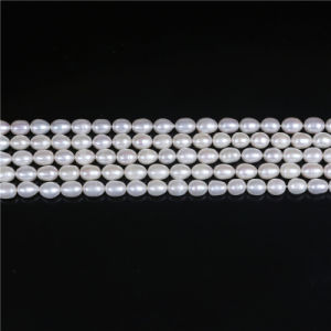 AA 6mm Freshwater Pearl Strand Wholesale pictures & photos