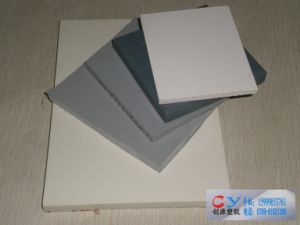 Rigid PVC Sheet Plastic Sheet pictures & photos