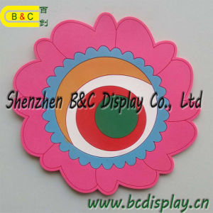 Flowers Shaper Creative Paper Coaster, Bar Coaster, Restaranut Place Mats, Caff Coaster with SGS (B&C-G113) pictures & photos