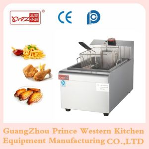 Electric Fryer for Potato Chip/French Fries/Chicken Fryer pictures & photos