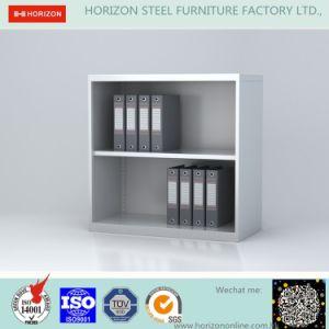 Open Shelf Book Cabinet with 0.7mm Galvanized Steel Sheet