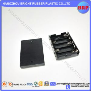 Plastic Battery Case with Srping Customized in High Precision pictures & photos