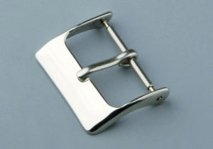 Stainless Steel Pin Clasp for Leather Wristband pictures & photos
