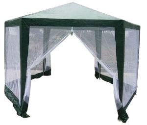 Hexagon Design Garden Tent with Mosquito Mesh pictures & photos