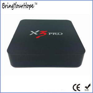 Rk3229 Quad Core X3 PRO Android TV Box (XH-AT-017) pictures & photos
