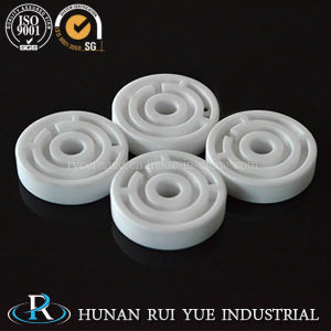 Alumina Disk Structural Ceramic Friction Plate in Filter Machine pictures & photos
