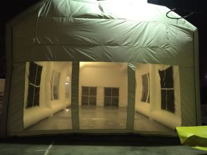 2017 New Most Popular Inflatable Spray Booth pictures & photos