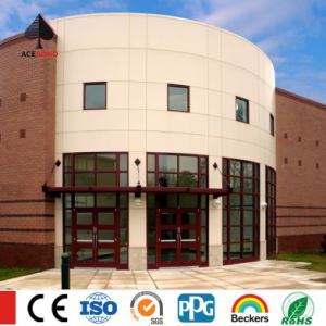 Kamol PE or Fireproof Aluminum Composite Panel pictures & photos