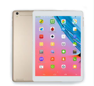 9.7inch Tablet PC Europe Arabic IPTV with Mtk6582 Quad Core 3G Bluetooth pictures & photos