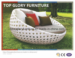 Outdoor Furniture Garden Patio Sunbed (TGLU-02) pictures & photos