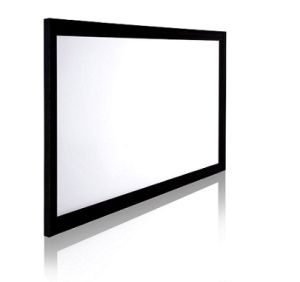 Fix Frame Projector Screen, Home Cinema Screen Hot Sale pictures & photos