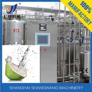 Hot Sales Coconut Water Production Line pictures & photos