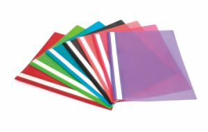 PVC (or PP) Presentations File Folders for Business Office Stationery pictures & photos