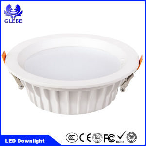 8inch COB LED Ceiling Down Light 30W SMD2835 230*105mm LED Downlight Dimmable pictures & photos