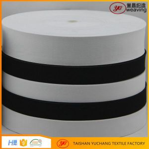 Wholesale Bulk Knitted White Black Elastic Band for Underwear pictures & photos