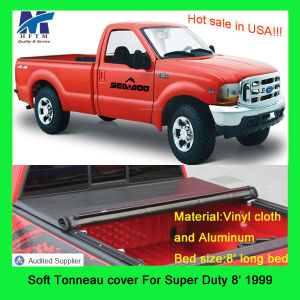 100% Fitment Tonneau Cover Parts for Ford Super Duty 1999 8′ Long Bed pictures & photos