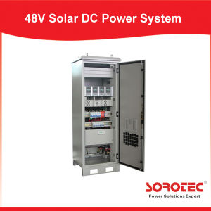 Outdoor Telecom Use 48V DC Power Solar Energy System with MPPT Solar Module pictures & photos