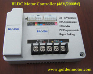 BLDC 1500W Electric Motorcycle Conversion Kit pictures & photos