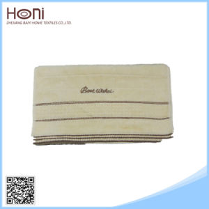 Custom Made Embroideried Face Towels Velour Towel