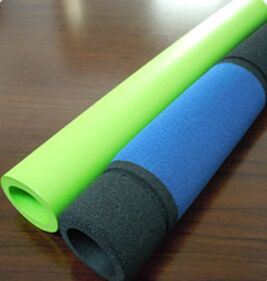 Protective Sticky NBR Handle for Fitness Equipment pictures & photos