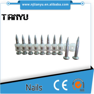 Plastic Collated Concrete Pins pictures & photos