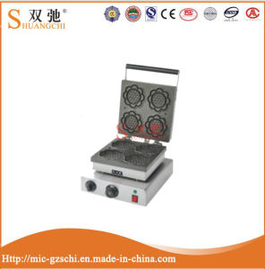 Best Price for Commercial Waffle Making Machine Sc-K4 pictures & photos