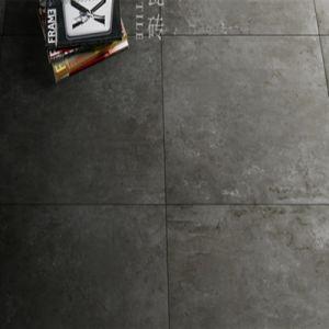 Atrovirens Color Cement Porcelain Matt Surface Tile pictures & photos