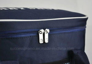 600d Promotional Outdoor Insulated Picnic Cooler Lunch Bag with Long Handle pictures & photos