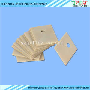 Electronic Aluminium Nitride / Aln Ceramic T0-247 for IGBT / MOS Tube pictures & photos