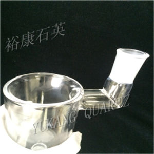 Customized Quartz Apparatus According to The Drawing pictures & photos
